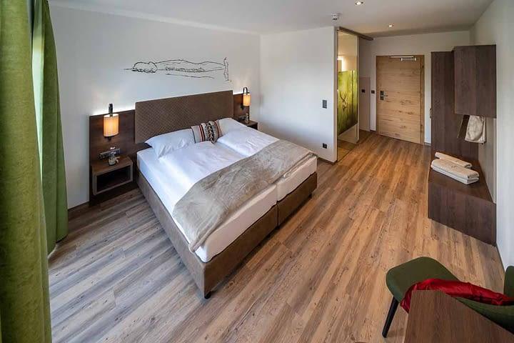 Zimmer Gasthaus Hotel Beim Erich Oberhofen