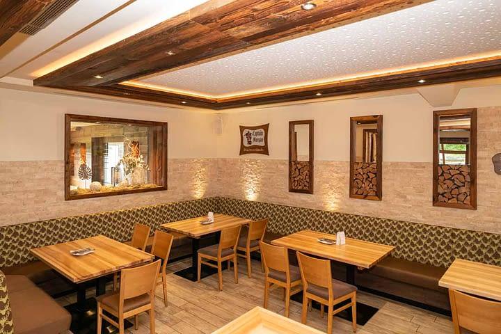 Gaststube Gasthaus Hotel Beim Erich Oberhofen